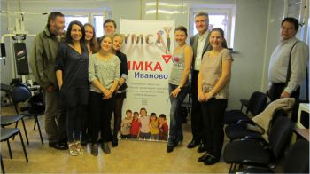 YMCA RUSSIA.  YOUTH EMPOWERMENT, NETWORKING AND … THE VOLGA - 03