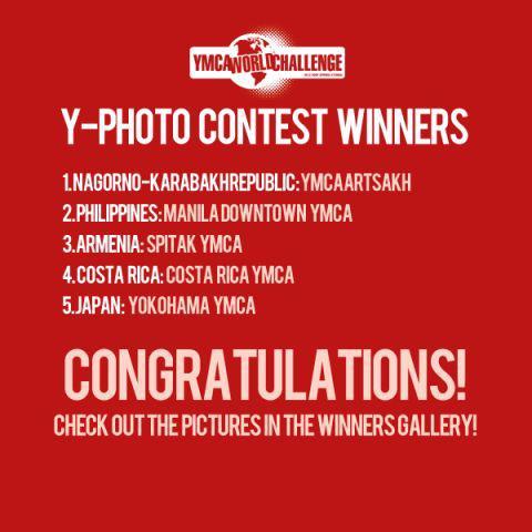 YMCA World Challange - Photo Contest