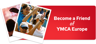 Become a Friend of YMCA Europe